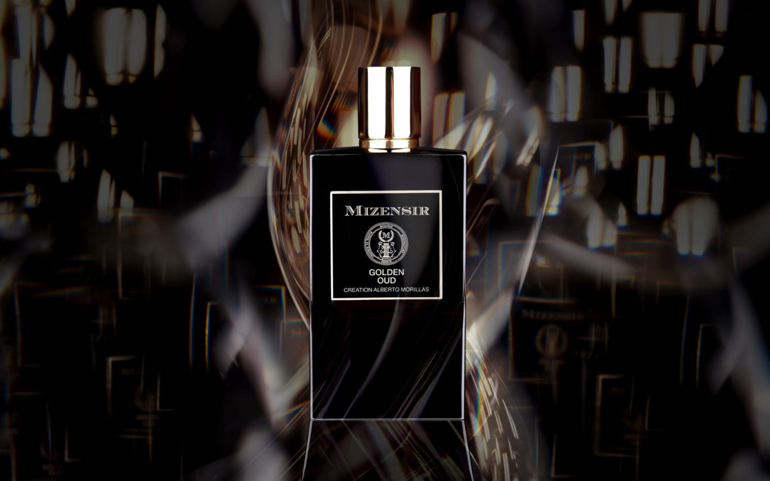 Mizensir's 'Golden Oud' Launches Exclusively At Harrods