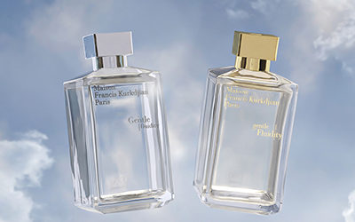 Maison Francis Kurkdjian Launches Gentle Fluidity Gold & Silver 200ml